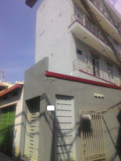 Bán nhà hẻm xe hơi Nơ Trang Long P7, Bình Thạnh 4 tỷ 65