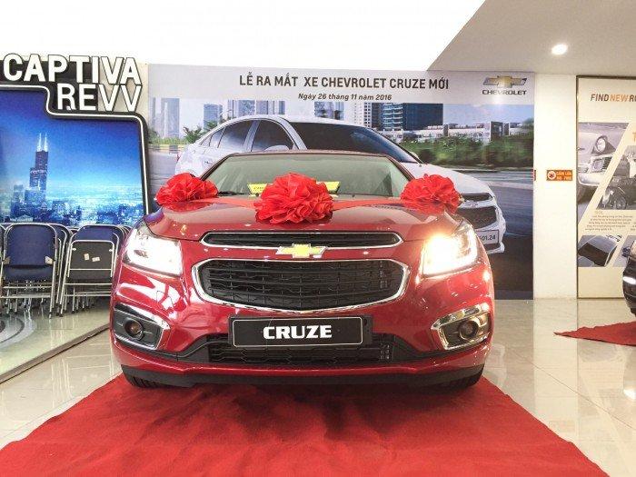Bán Chevrolet Cruze 2017 - Liên hệ để nhận giá tốt 6
