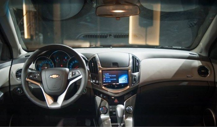 Bán Chevrolet Cruze 2017 - Liên hệ để nhận giá tốt 7