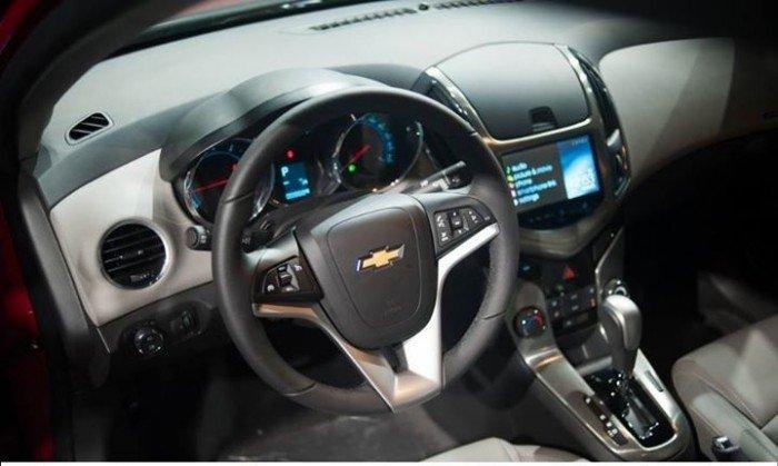 Bán Chevrolet Cruze 2017 - Liên hệ để nhận giá tốt 8