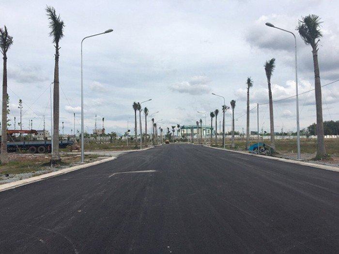 Bán đất mặt tiền Quốc Lộ 13 – Khu dân cư Mỹ Phước 4, thị xã Bến Cát, Bình Dương.