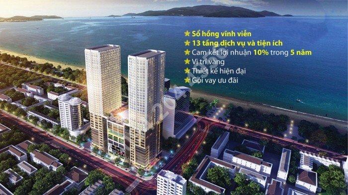 Căn hộ Gold Coast Nha Trang view biển,sở hữu vĩnh viễn,lợi nhuận 50%,CK 15%,vay vốn lãi suất 0%