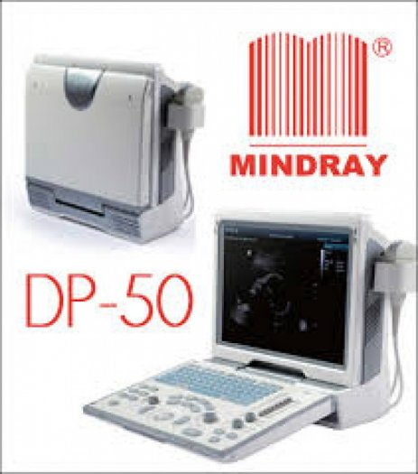 Máy siêu âm xách tay trắng đen Mindary DP-50