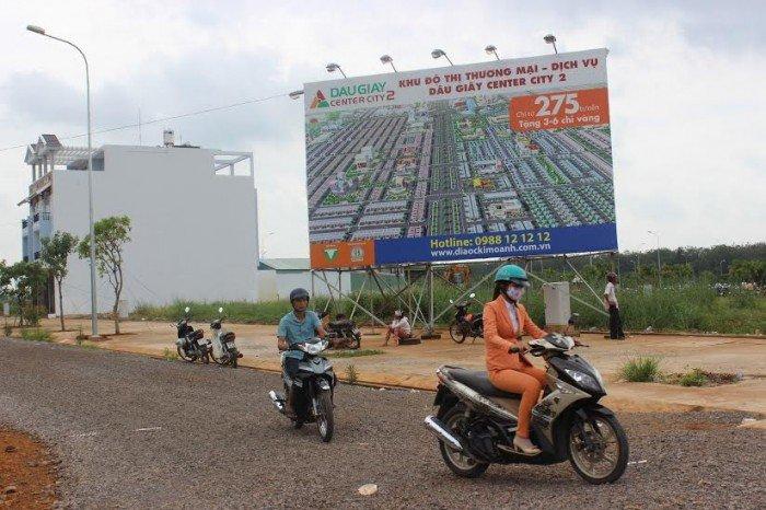 Mở bán dự án Richland City, gần cầu Cát Lái, đường Tôn Đức Thắng, khu công nghiệp Nhơn Trạch 1,2,3