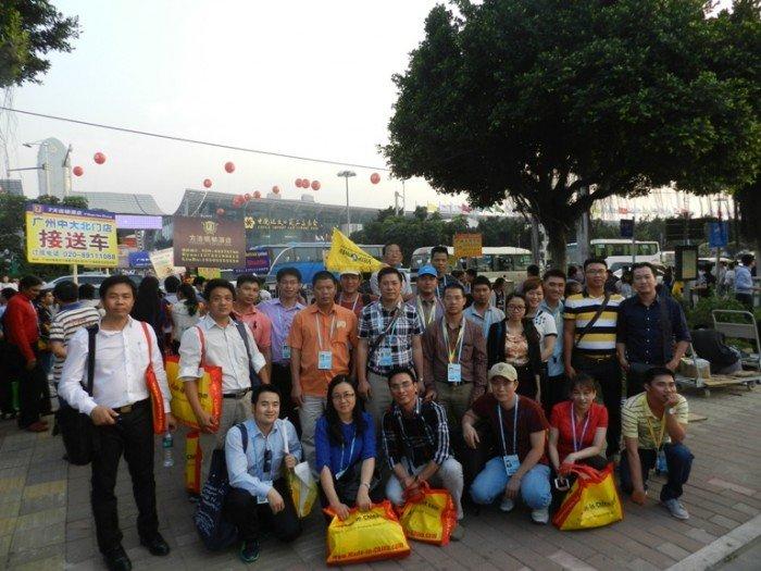 CANTON FAIR 121 - hội chợ xuất nhập khẩu tháng 4 tại Quảng Châu, Trung Quốc