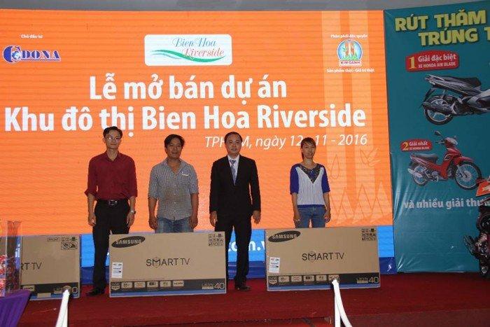 Bán đất nền dự án Riverside