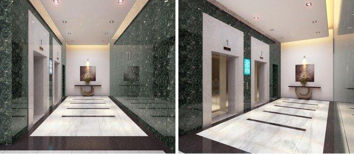 Cần bán căn hộ xuất ngoai giao tầng 24, tại Hateco Hoàng Mai,80m2 3 phòng ngủ