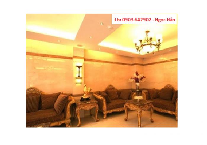 Bán nhà Võ Văn Tần, P6,Q3, 15x23.2M, vị trí nhà trong khu tập trung tòa nhà VP, giá đang tốt 50 tỷ