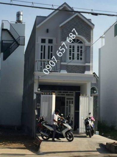 Bán gấp nhà chính chủ đường Đào Tông Nguyên, DT 4m x 28m, 4 phòng ngủ, sân xe hơi, giá 2.6 tỷ