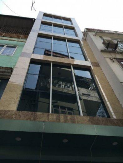 Bán nhà phố Mạc Thái Tổ, Yên Hòa 42m mới tinh, ở ngay ô tô cách nhà 5m.
