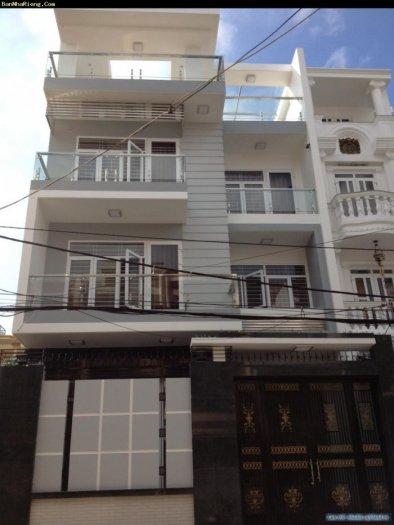 Nhà 4x12=4PN,3WC 132/3 Nguyễn OANH VÀO 140m nhà 3 lầu