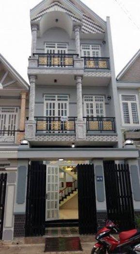 Nhà 4x11=4PN,3WC 65/4 Nguyễn OANH Ngay chân cầu an lộc
