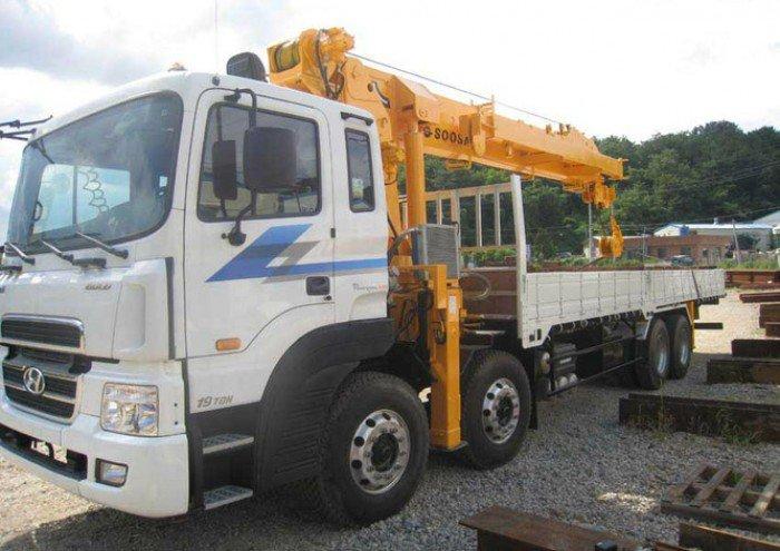 Xe Hyundai 5 tấn - Nhập khẩu chính hãng - Khuyến mãi cực sốc dành cho Hyundai HD120