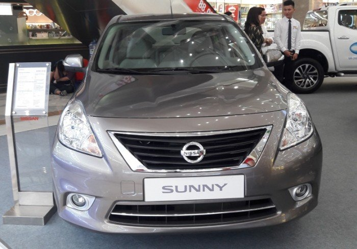 Nissan Sunny Bình Dương giá tốt nhất hệ thống, tặng 10 món phụ kiện trong tháng 2