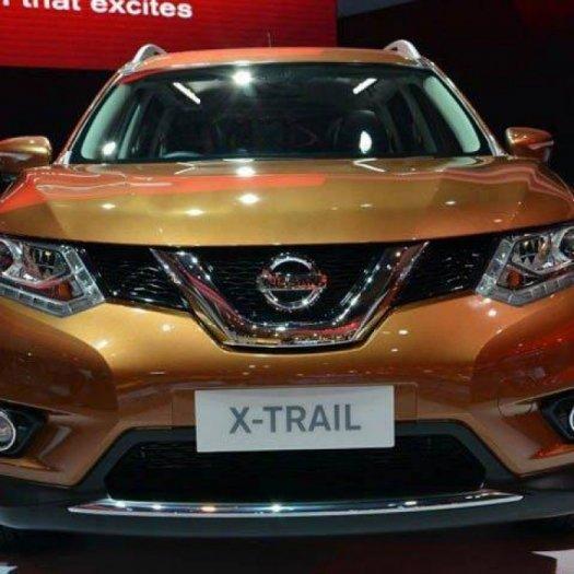 Nissan Xtrail Bình Dương ưu đãi lên đến 100tr đồng