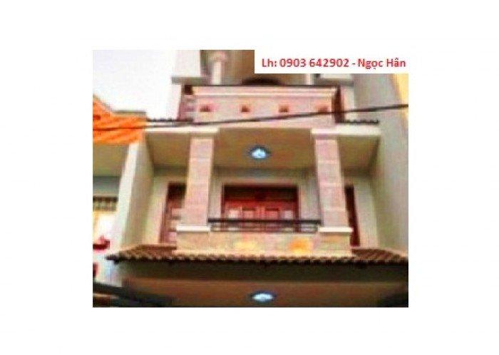 Bán nhà HXH Lý Chính Thắng, Q3, DT: 8x14M, nở hậu 12M,  giá đang rất tốt 12.5 tỷ