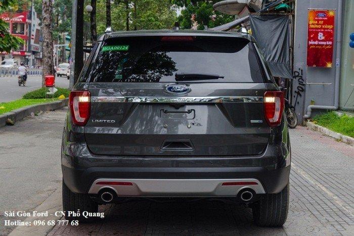 Ford Explorer 7 chỗ nhập Mỹ 3