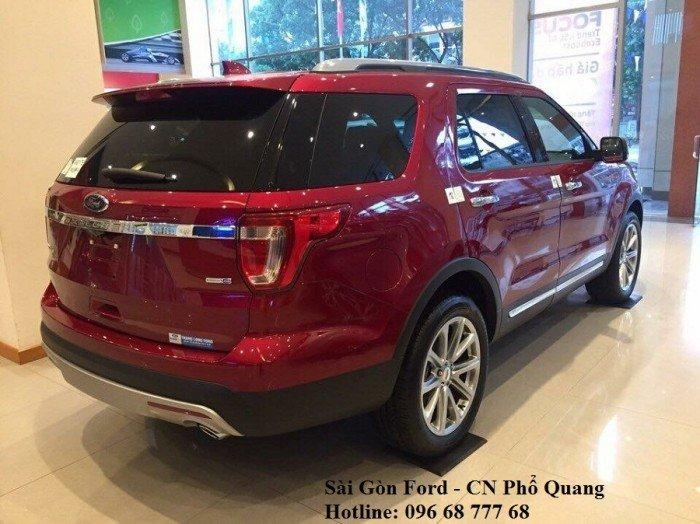 Ford Explorer 7 chỗ nhập Mỹ 4