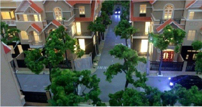 Nhà phố ,Biệt thự trung tâm p. thạch xuân, ngã 4 ga, DT: 160m2