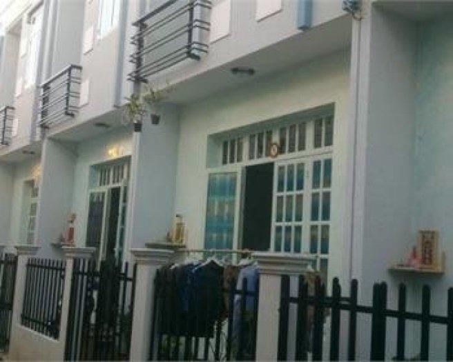 Bán Nhà mới xây chính chủ DT 4 x 12m 1 trệt 1 lầu SHR_ QL50 ngã 3 Tân Kim