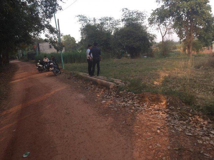 Bán đất Tân Vĩnh Hiệp siêu rẻ siêu đẹp chỉ còn 4 nền, diện tích nhỏ  đường đang đổ nhựa