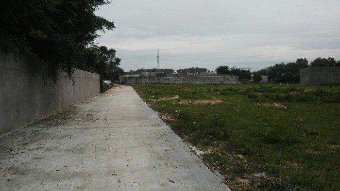 Cần bán gấp 1 lô đất gần trường Tân Vĩnh Hiệp A, sổ riêng, thổ cư.