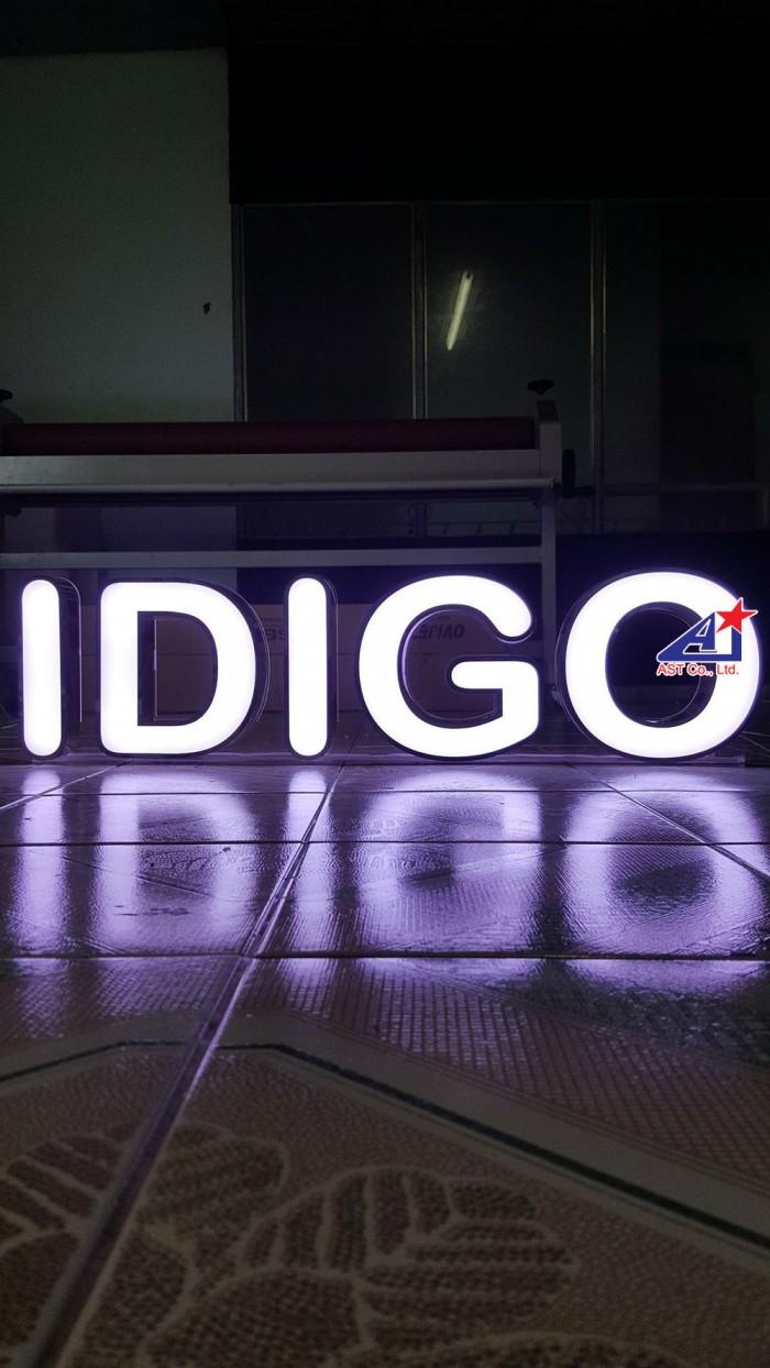 Ánh Sao Trẻ với đội ngũ nhân viên đông đảo, kinh nghiệm thi công bảng hiệu chữ nỗi, chữ inox, các loại chữ quảng cáo các kích thước - chữ inox,... chữ viền INOX  kết hợp đèn Led công nghệ Hàn Quốc hiện đại