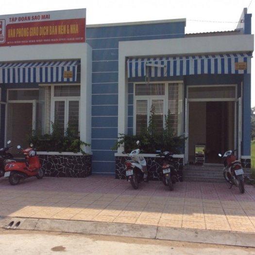 Đất nền khu dân cư Sao Mai xã Bình Thạnh Trung