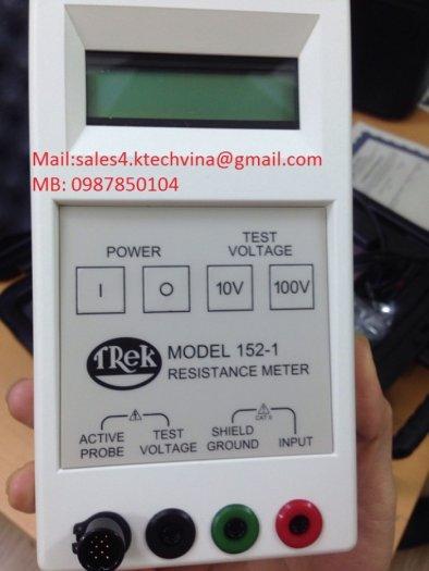 Máy đo điện trở bề mặt Mỹ- TREK-152-1-CE