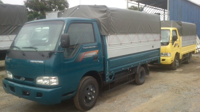 Bán xe tải k165 2.4t đời mới nhất. HỖ Trợ trả góp