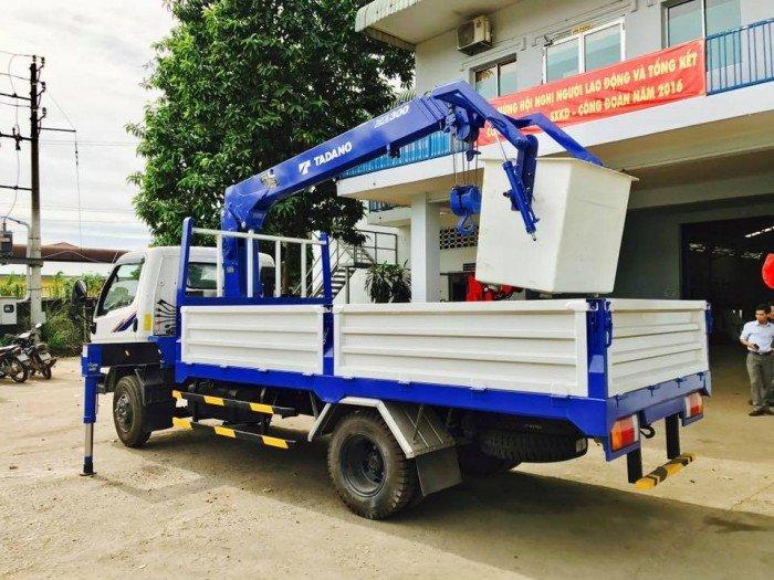 Bán xe tải gắn cẩu Tadano Hyundai HD99 5.4 tấn – Liên hệ ngay 1