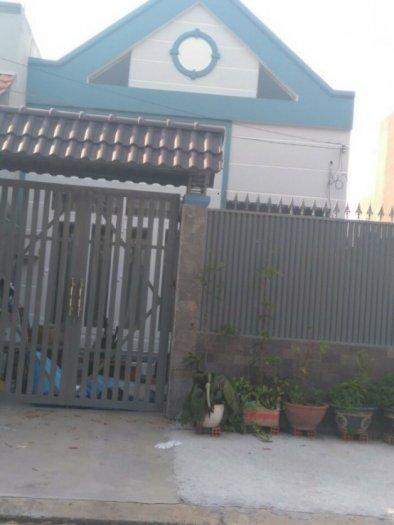 Bán nhà QL50 Bình Chánh_ nhà cấp 4 DT 4 x 14m SHR