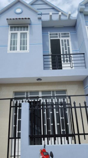 Bán Nhà mới xây DT 4x 20m 1 trệt 1 lầu SHR_ QL50 ngã 3 Tân Kim