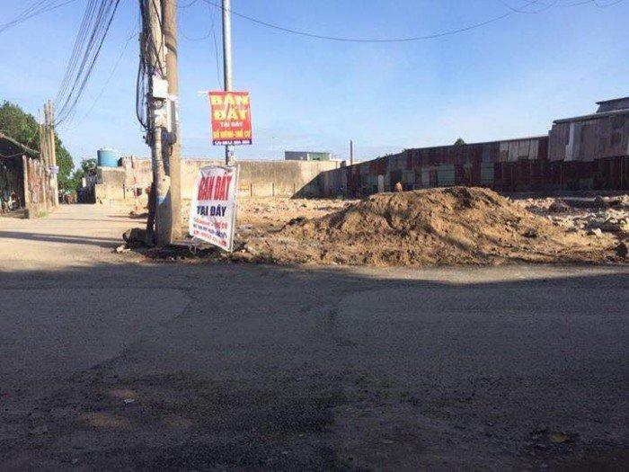 Cần bán đất mặt tiền đường chu văn an gần vong xoay an phú