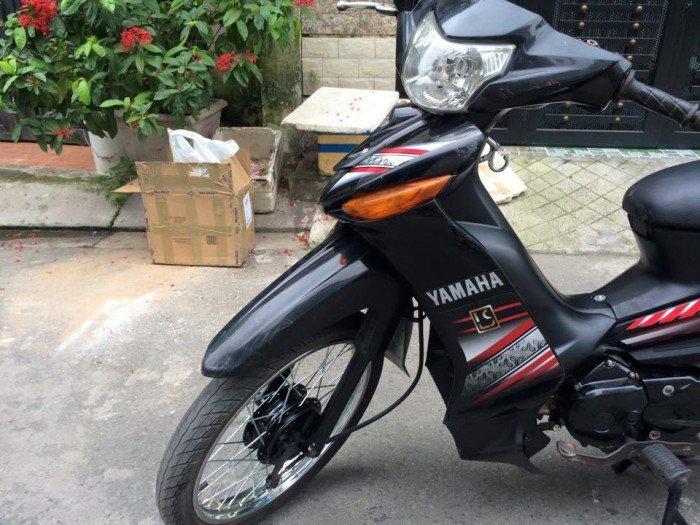 Yamaha Taurus,màu đỏ đen,nguyên thủy,máy êm,chạy vọt