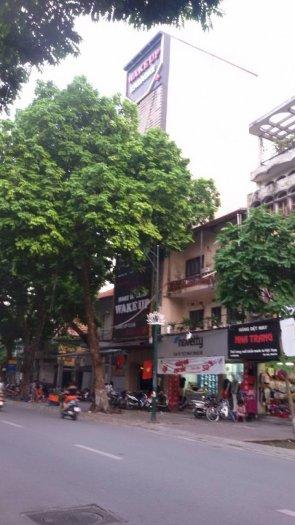 Cho thuê nhà mặt phố Minh Khai 70m, 4 tầng, mt 4m, 20 tr/th