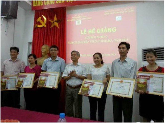 Khai giảng các lớp Bồi dưỡng QLNN ngạch Chuyên viên, Chuyên viên chính tại Hà Nội, Hồ Chí Minh