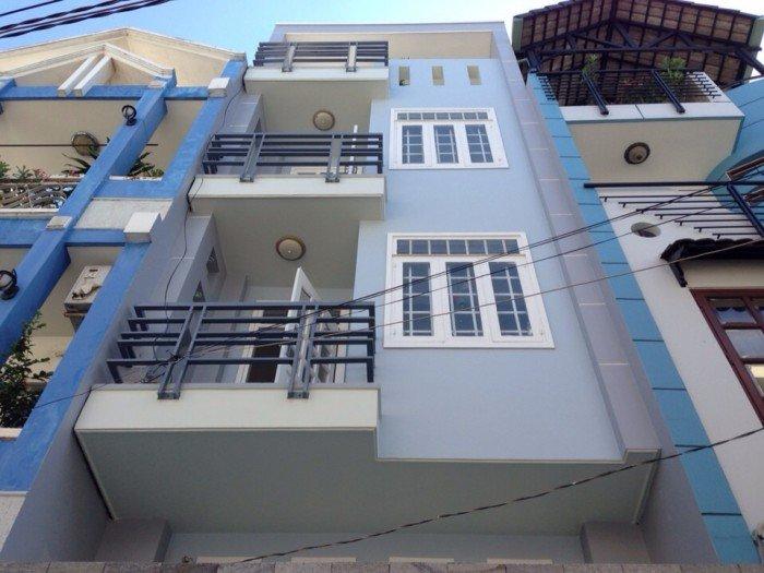 Nhà mặt phố Đường CMT8, Quận Tân Bình kinh doanh sầm uất, mặt tiền rộng giá 13.7 tỷ.