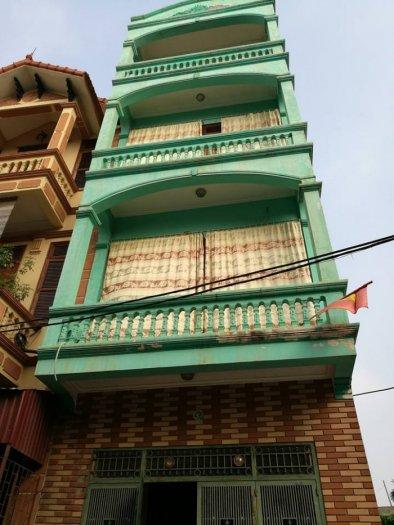 Bán nhà phố Minh Khai 50m x 5 tầng, mt 4.5m, giá 6.9 tỷ, ô tô.