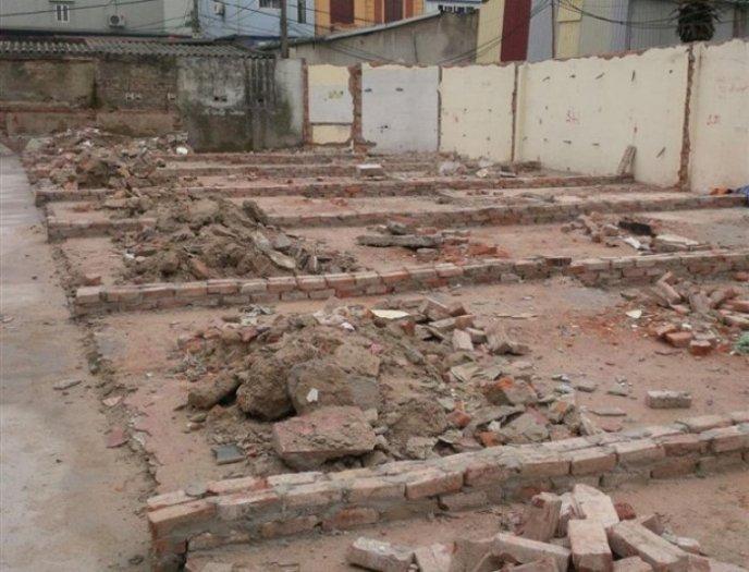 Bán đất ngõ 2 Trần Phú - Hà Đông, thoáng sau, vuông vắn, đường rộng 5m