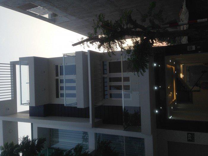 nhà đường số Phạm hữu Lầu,72m2,3 lầu,4PN,5wc, giá 4,8 tỉ