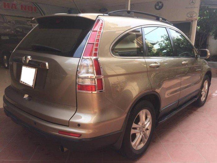 Bán Honda CRV 2.4, sản xuất 2011,  tên tư nhân