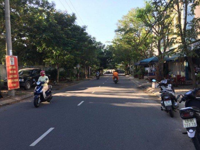 Bán đất 2 mặt tiền đường Tiểu La, Quận Hải Châu, TP Đà Nẵng, thuận tiện kinh doanh