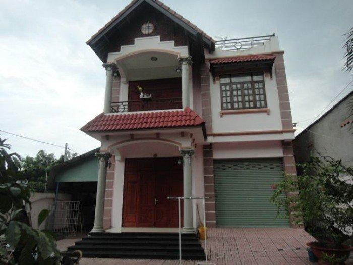 Nhà bán 4x25,5x18,5x25  giá 600tr sổ hồng riêng