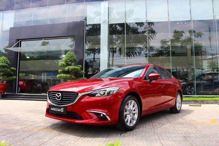 Mazda 6 2018- Đột phá về công nghệ và chỉ số an toàn