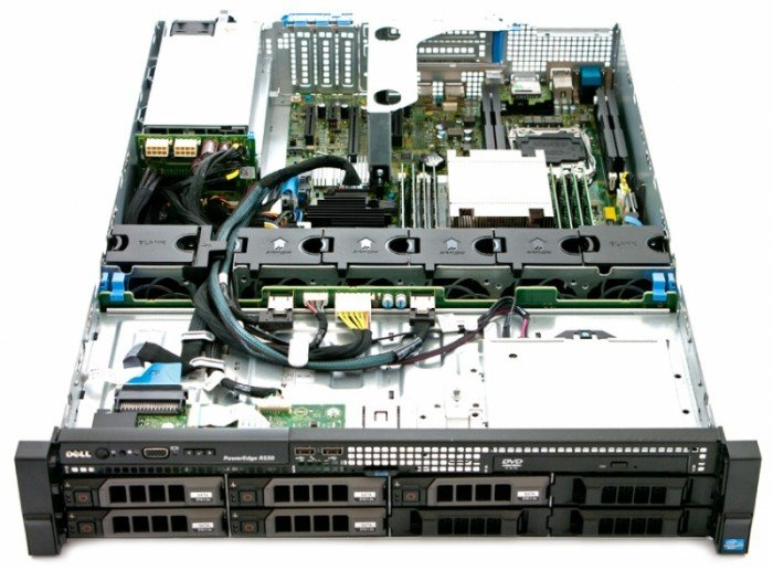 Mua máy chủ Dell R530 cấu hình cao, nhận ngay quà khủng tại Thế Giới Máy Chủ - Đà Nẵng1