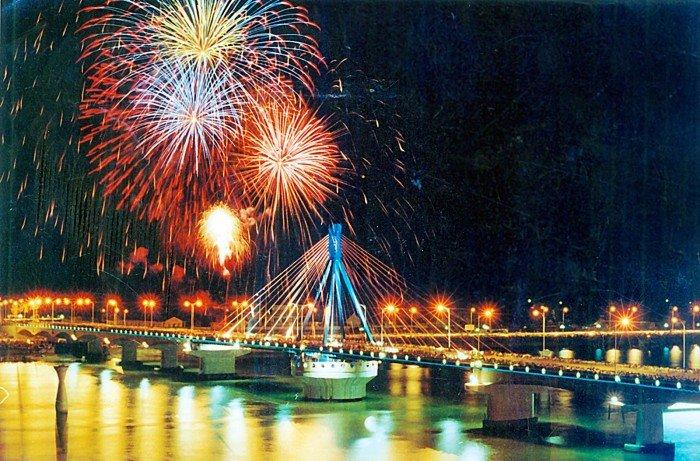 Du Lịch Đà Nẵng  3 ngày 2 đêm ngắm pháo hoa