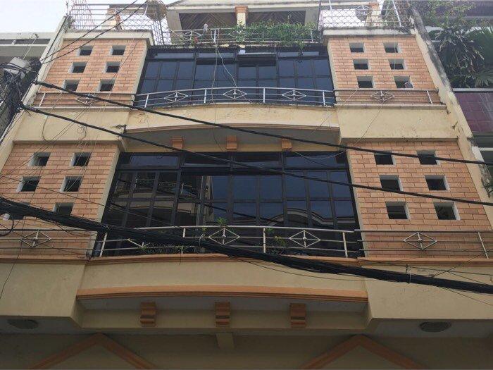 Cần bán gấp căn nhà đường Đặng Thái Mai,Phường 7,quận phú nhuận .