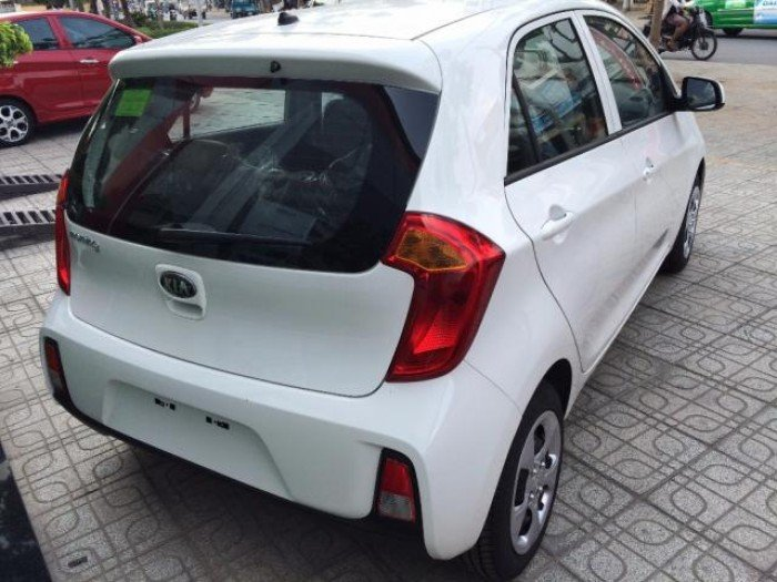 Bán xe Kia Morning 1.25 MT mới 100% giá cực sốc tại Vĩnh Phúc Phú Thọ 5