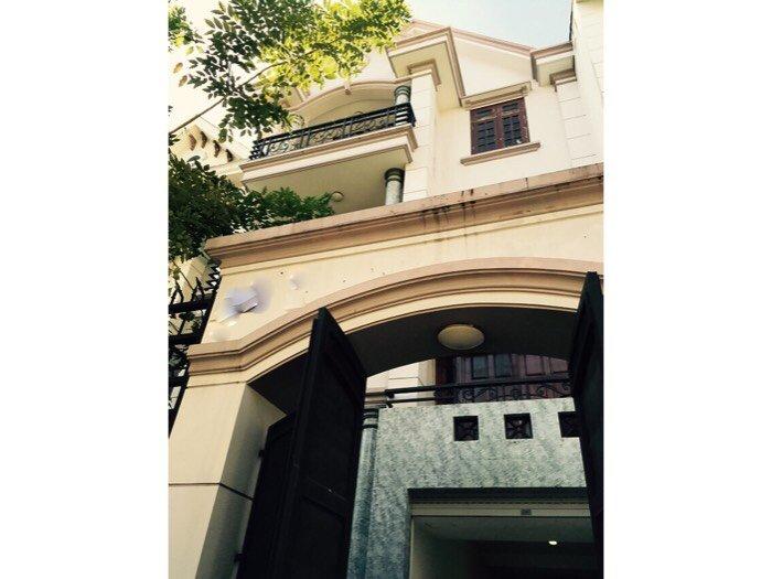 Cần bán biệt thự (8x16m) đường Cù Lao quận phú Nhuận